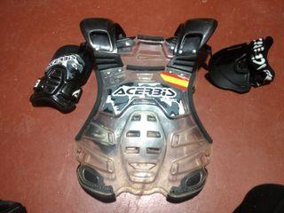 Peto motocross old school