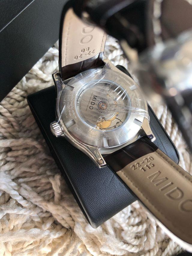 Reloj de lujo suizo MIDO multifort