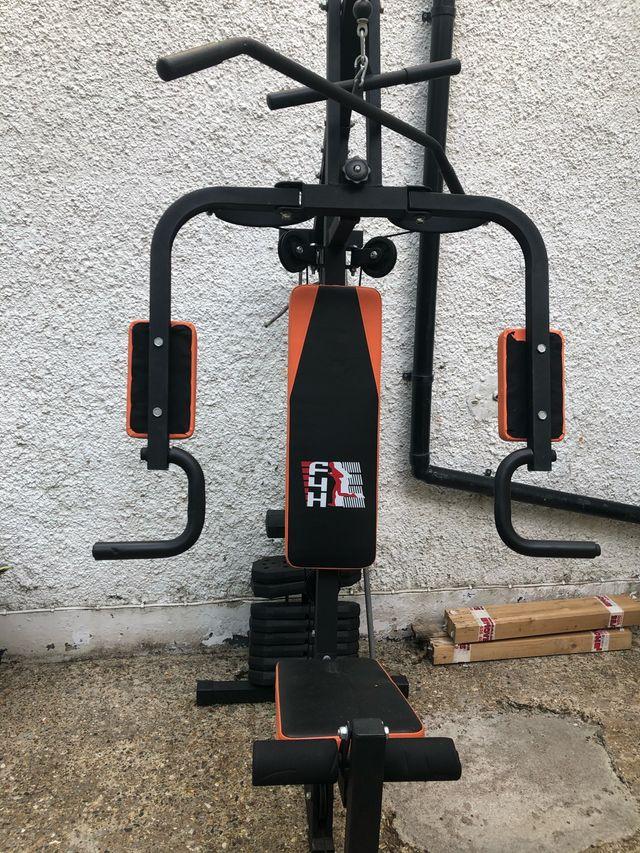 Dumbbells 20kg,plus gym multifunction