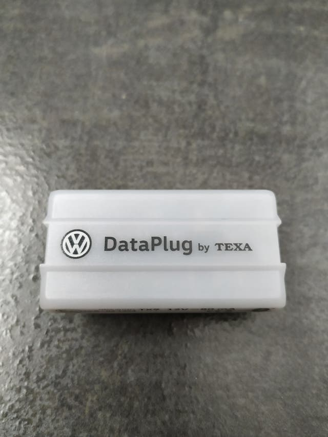 data plug Volkswagen