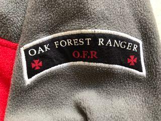 Forro polar oak forest ranger