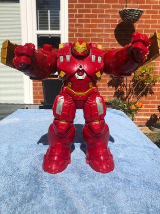 Hulk buster marvel character