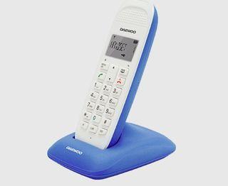 Teléfono Fijo Inalámbrico DAEWO DTD-1250BL