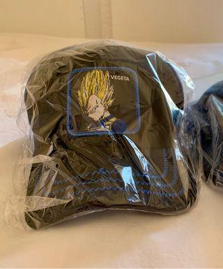 Gorra Dragon Ball Vegeta