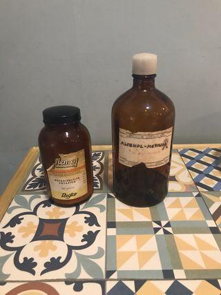 Tarros de farmacia