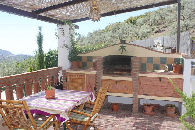 Casa rural en Frigiliana ref: 130 (Frigiliana, Málaga)