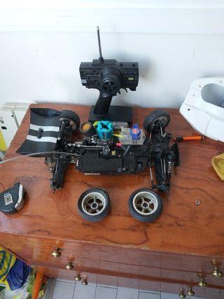 coche radio control rc