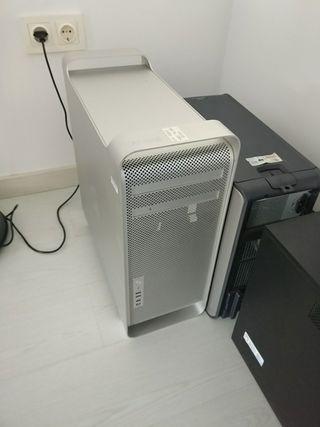 Mac pro A1186 oportunidad sin RAM