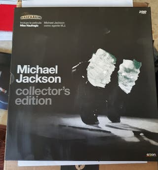 Michael Jackson collector's edition