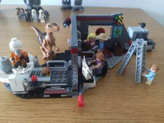 Lego Jurassic Park Jurassic World - 75932