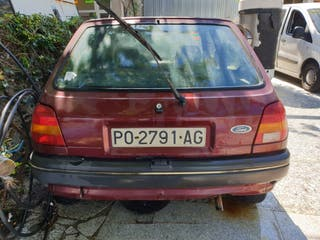 Ford Fiesta 1989 para despiece o entero