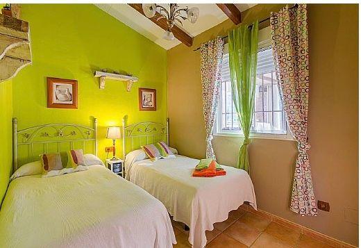Villa en Frigiliana ref:128 alquiler vacacional (Frigiliana, Málaga)