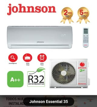 Aire acondicionado Johnson inverter