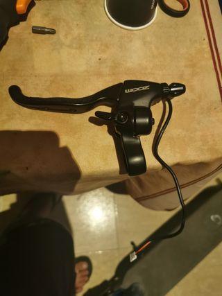 Palanca de Freno con Timbre patin y bici electrico