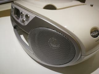 Radio CD y MP3