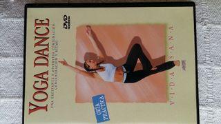 DVD Yoga Dance