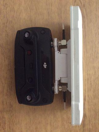 Mando dron SPARK con antena ALIENTECH.