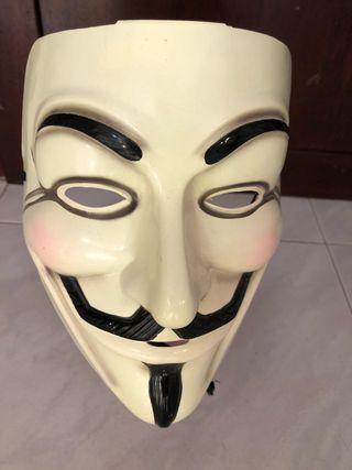 Máscara para carnaval