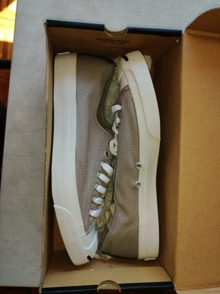 bambas converse Jack purcell chico N 46