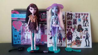 2x1 Monster High