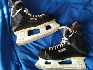 Patines de hockey hielo Bauer