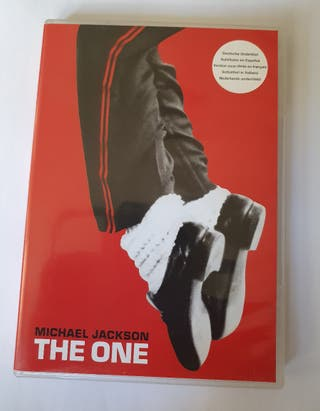 Michael Jackson Dvd The one