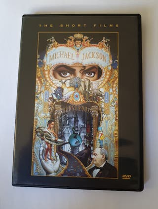 Dvd Michael Jackson the short films