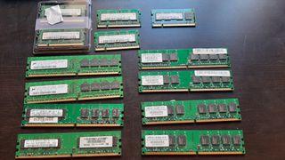 Memoria RAM PC y portátil
