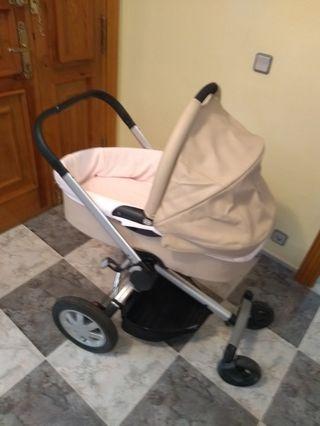 Carro trío de bebé Quinny Buzz