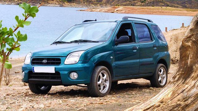 Subaru Justy 100cv 4x4 AWD