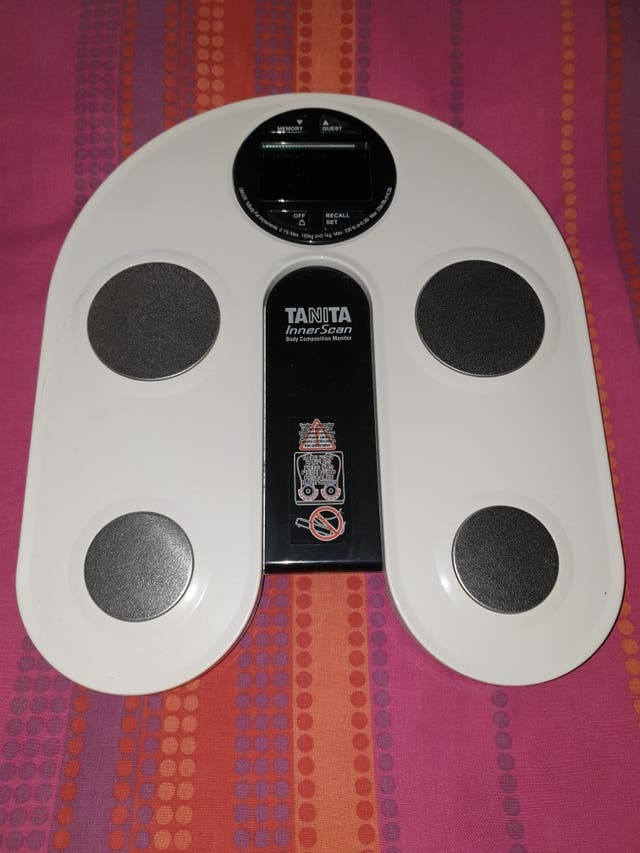 Bascula Tanita