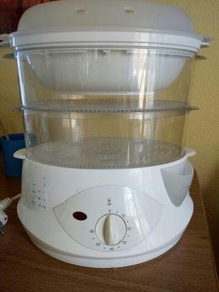 robot de cocina, vaporizador.