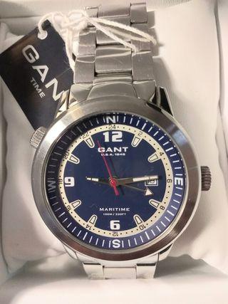Reloj Gant con función GMT .42 mm