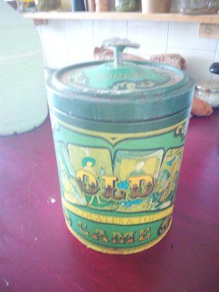 tarro vintage