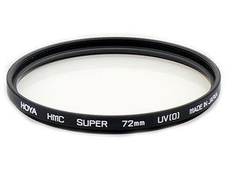 Filtro UV Hoya HMC Super 72mm