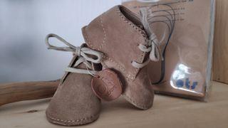 zapatos de bebe ots nuevos
