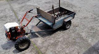 Se vende Motocultor LOMBARDINI TIPO 530 de 10 cv