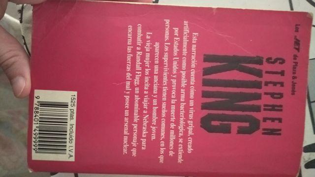 Apocalipsis de Stephen King