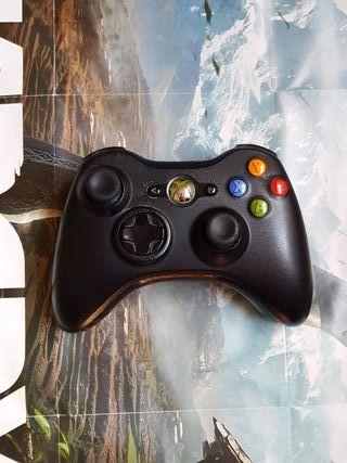 Mando Xbox360 color negro