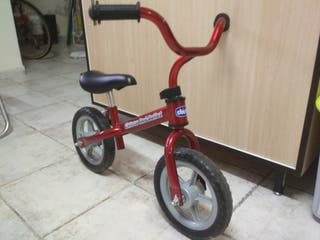Bicicleta Chicco Red Bullet.