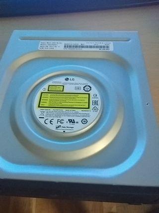 Unidades de CD y DVD LG