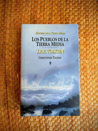 Libro LOS PUEBLOS DE LA TIERRA MEDIA (2002)