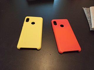 Vendo fundas Xiaomi redmi note 5 Pro