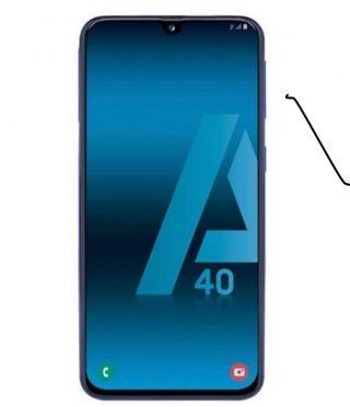 Móvil Samsung a 40