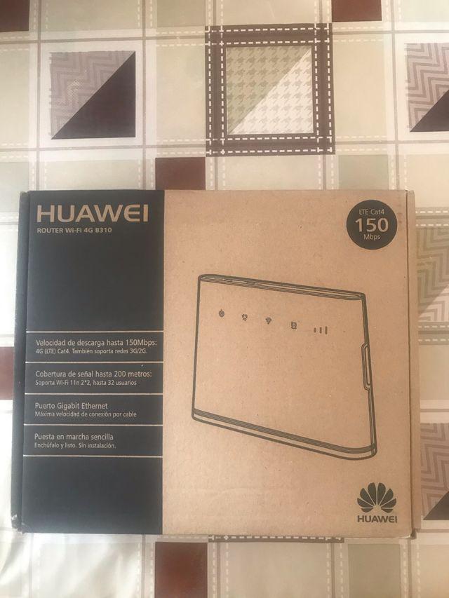 Router Huawei 4G modelo B310
