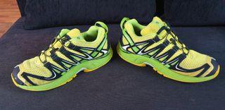 Zapatillas Salomon niño
