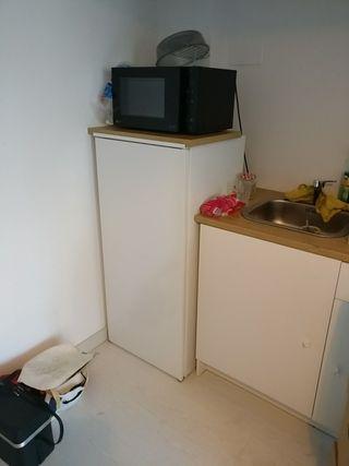 frigorífico empotrable en cocina oportunidad