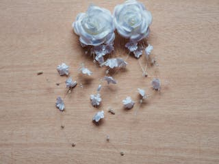 Tocado de novia/comunion