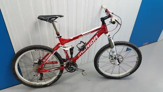 Bicicleta Doble Merida one twenty