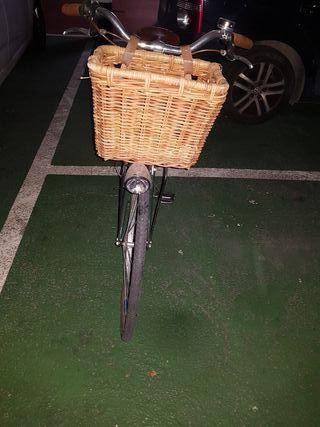 bicicleta paseo taurus